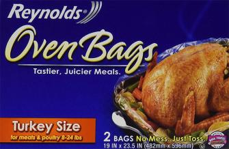 Reynolds Oven Bags Are Heat Resistant Nylon For Cooking Warm Hearty Dinners Without Basting Or Tending Simply Put En Meat In The